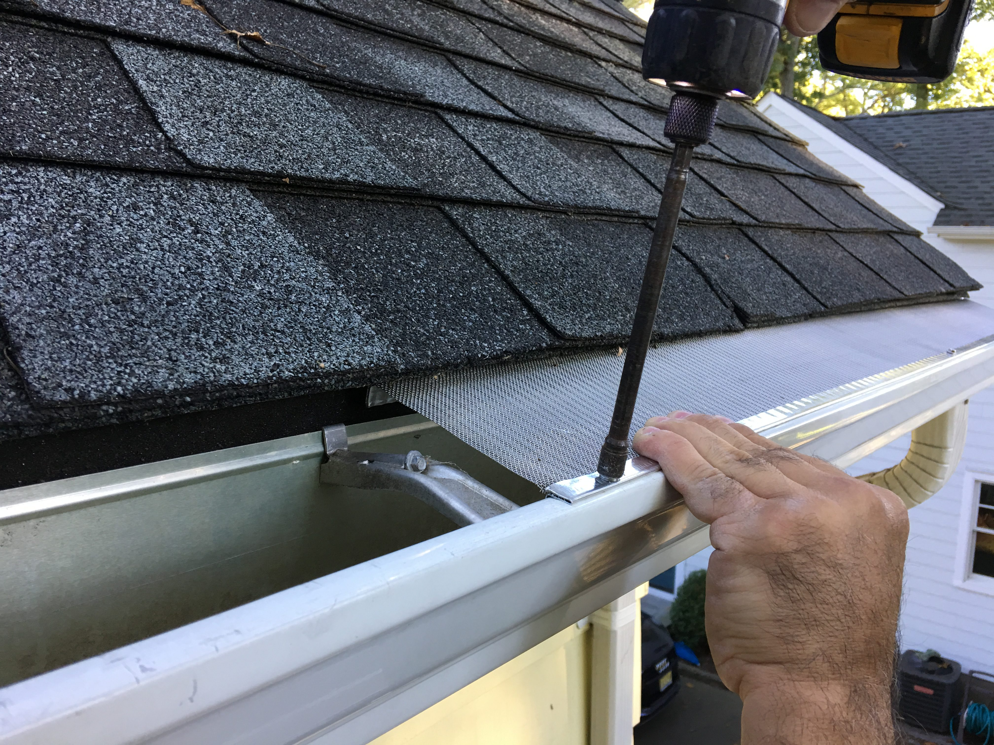 install gutter covers